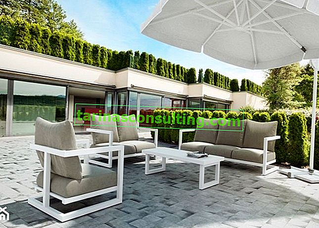 Möbel für einen modernen Garten - Fokus auf Design und Funktionalität!