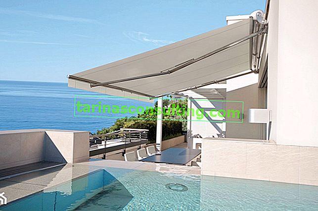 Ideen für Balkon- und Terrassendächer
