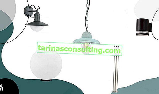 Außenbeleuchtung für zu Hause - wie man Außenleuchten auswählt und anordnet?