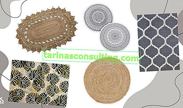 Teppich für Terrasse und Balkon - wie wählt man einen Außenteppich?