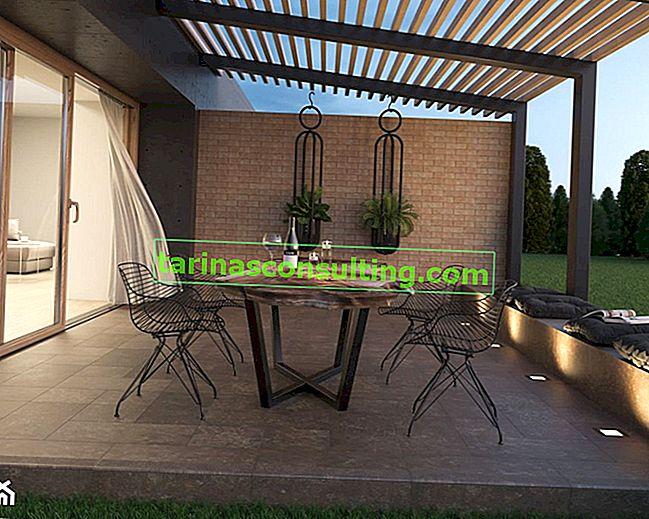 Wie arrangiere ich eine moderne und funktionale Terrasse? Praktische Arrangement-Tipps