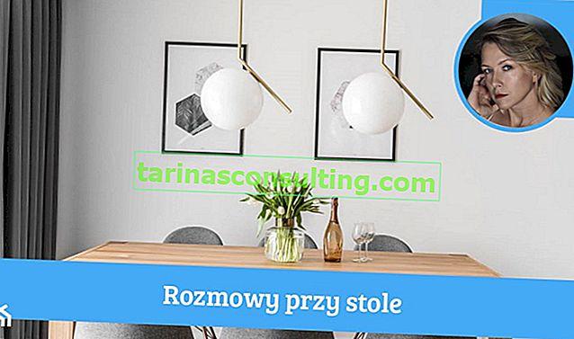 Gespräche am Tisch: Sara aus dem missferreira.pl Blog
