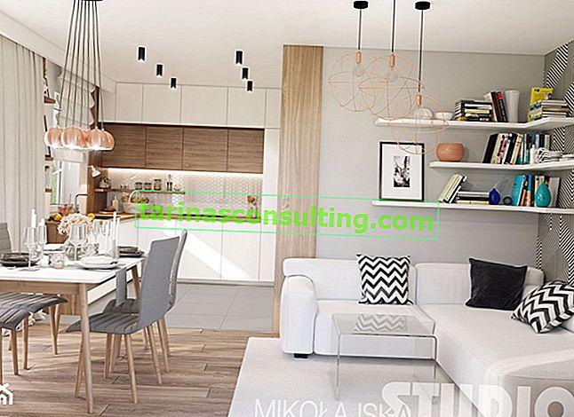 Wie ordne ich eine kleine Wohnung in einem Wohnblock funktional an? Interview mit der Architektin Krystyna Mikołajska